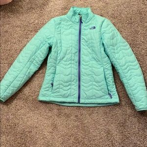 The North Face Women's Mint Green Jacket